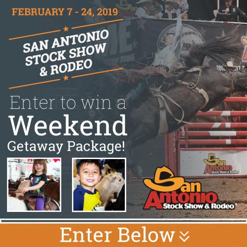 San Antontio Stock Show & Rodeo Sweeps
